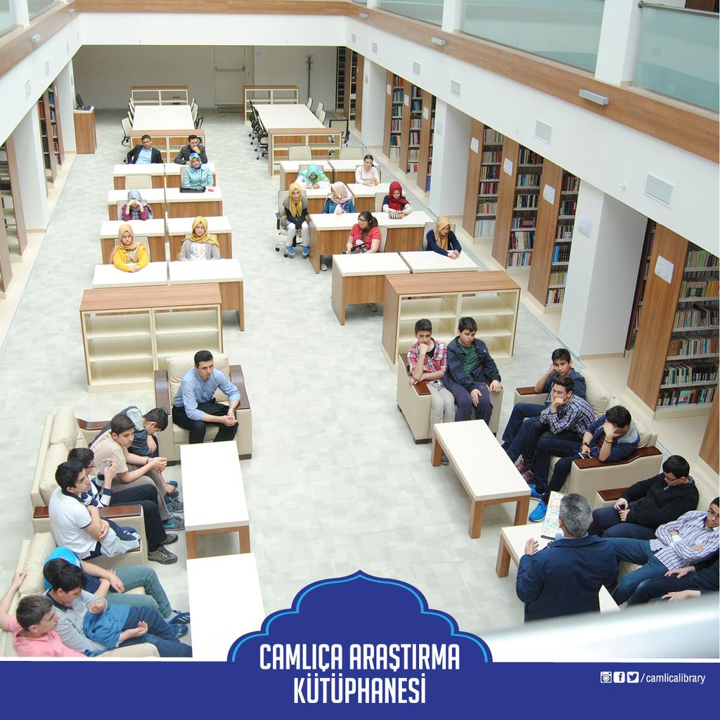 Çamlıca Kütüphanesi